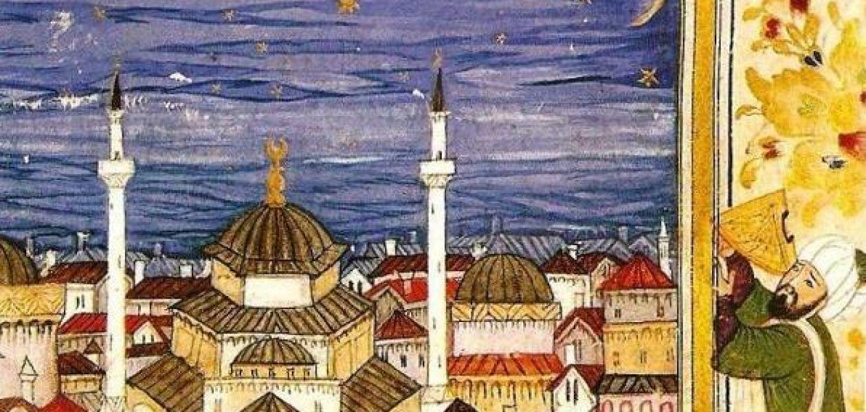 A la découverte de l'âge d'or – mosquée de créteil