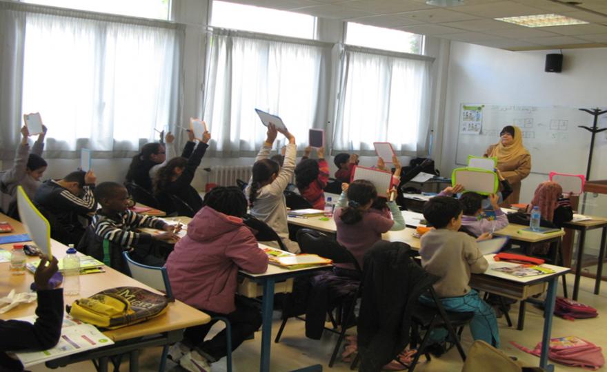 Ecole Avenir : Fête de fin d'année
