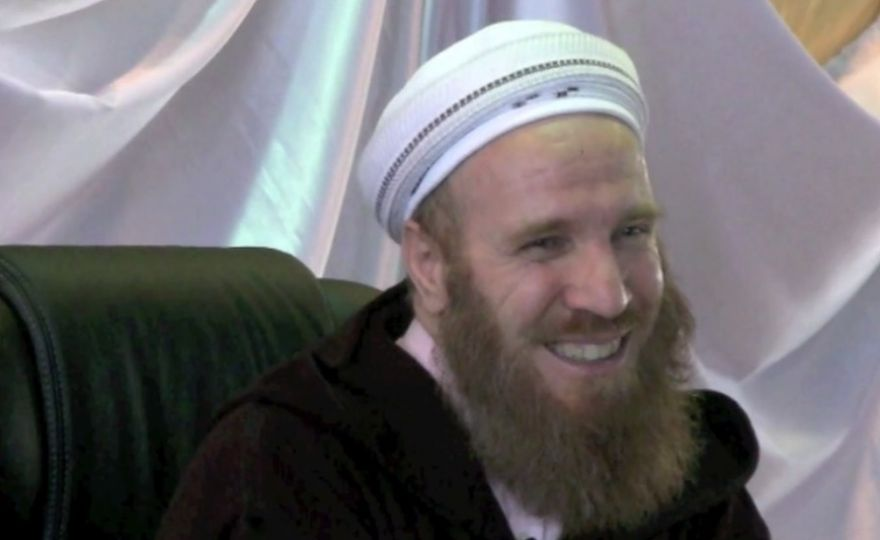 cheikh Mohammed Al Yaqoubi à Villejuif